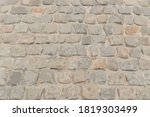 old stone pavement texture... | Shutterstock .eps vector #1819303499