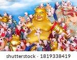 Feng Shui Laughing Buddha With...