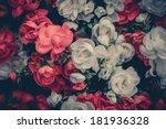 Vintage Flowers.