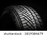 Winter Tire  Friction For Snow...