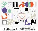 generative design artwork... | Shutterstock .eps vector #1819491596