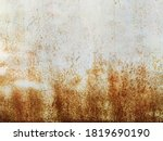 Corroded Metal Background....