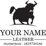 Yak Logo For Leather Brands