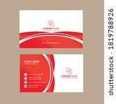 vector modern creative and... | Shutterstock .eps vector #1819788926
