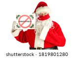 Santa Claus Coronavirus...