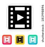 video icon.