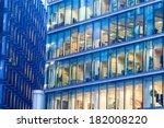 window office room building for ... | Shutterstock . vector #182008220