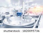 Equipment Dairy Plant  Milk...
