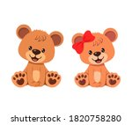 Cute Teddy Bears Babies Boy An...
