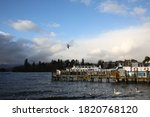 View Of Lake Windermere And...