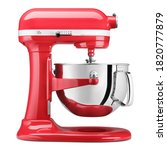 Red Bowl Lift Stand Mixer...