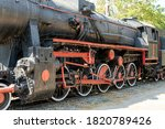 Unused Steam Powered Black...