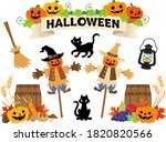 Halloween And Harvest...