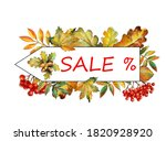 Autumn Leaves With Discount...