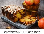 Homemade Apple Fritter Bread...