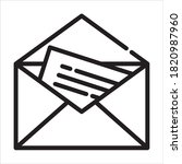 email icon  outline email icon...