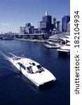 Darling Harbour  Sydney ...