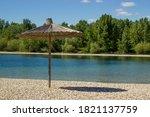 Pebble Beach In Croatia With...