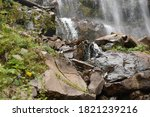 Waterfall Near Spray Point In...