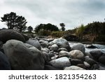 Large Rounded Boulders At Stony ...