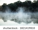 Morning Evaporation Of Water...