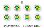 labeling   made in jamaica.... | Shutterstock .eps vector #1822041380