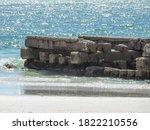 Broken Pier In Siesta Key ...