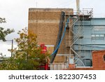 Waste Chute Used In...