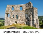 Dobra Niva Castle Ruins  Slovak ...