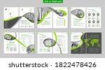 brochure creative design.... | Shutterstock .eps vector #1822478426