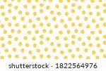 corn kernels pattern wallpaper. ... | Shutterstock .eps vector #1822564976