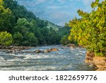 The Ocoee River In Tennessee...