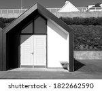 Modern Design Beach Hut Example