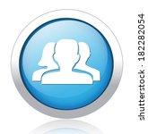 blog button | Shutterstock .eps vector #182282054