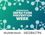 international infection...   Shutterstock .eps vector #1822861796