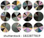 circle metallic gradient ux...