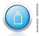 spray button   Shutterstock .eps vector #182293310