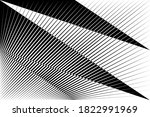 abstract halftone lines... | Shutterstock .eps vector #1822991969