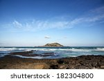 View From Hyeopjae Beach In...