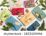 Furoshiki Gifts. Eco Friendly...