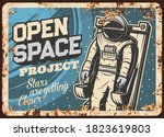 open space project with... | Shutterstock .eps vector #1823619803