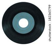 Vinyl Record Vintage Analog...
