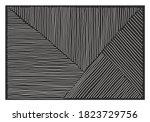 trendy abstract aesthetic... | Shutterstock .eps vector #1823729756