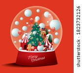 Snow Globe Christmas Greetings...