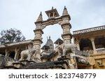 Entrance To Jagat Shiromani...