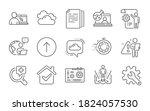 online education  motherboard...   Shutterstock .eps vector #1824057530