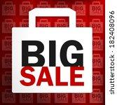 big sale | Shutterstock . vector #182408096