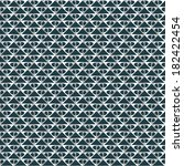 seamless pattern  stylish... | Shutterstock .eps vector #182422454