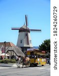 Solvang  California  Usa. ...