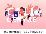 hotline service  call center... | Shutterstock .eps vector #1824452366